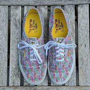Vans Beatles Yellow Submarine All U Need is Love
